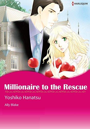 Millionaire to The Rescue: Harlequin comics (English Edition)