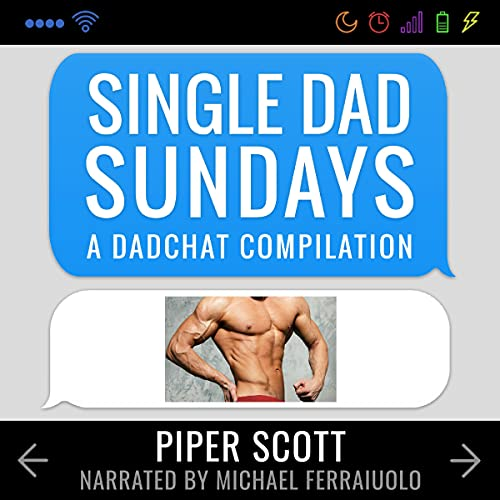 Single Dad Sundays Audiobook By Piper Scott cover art