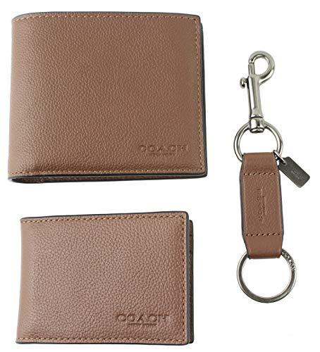 Men's Wallet & Fob Set