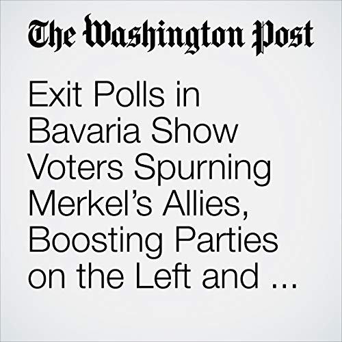 Exit Polls in Bavaria Show Voters Spurning Merkel's Allies, Boosting Parties on the Left and Right copertina
