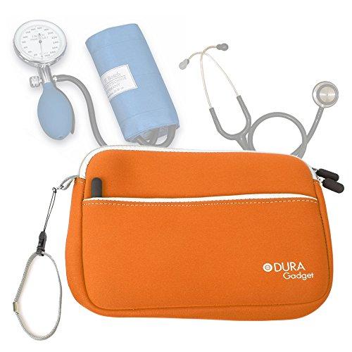 DURAGADGET 20,3cm Neopren Hülle zur Aufbewahrung von Medical Equipment (Stethoskop-Blutdruckmessgerät)