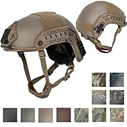 6 Best Tactical Helmets Review With Buying Guide 4