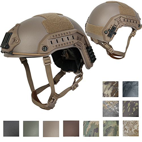 Top 10 best selling list for lancer tactical helmet airsoft