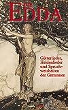 ISBN zu Die Edda: Götterlieder, Heldenlieder und Spruchweisheiten der Germanen
