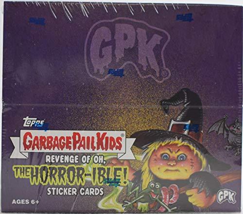 Topps GPK - Revenge of OH, The Horror-IBLE! Series 2 Display Box