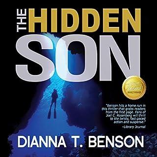 The Hidden Son audiobook cover art