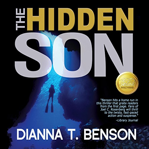 The Hidden Son audiobook cover art