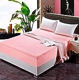 XGguo Protector de colchón - Protector de colchón antialérgico...