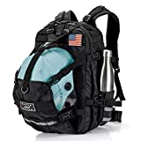Best Motorcycle Backpacks - Helmet Backpack Large Capacity for Motorcycle Cycling Review