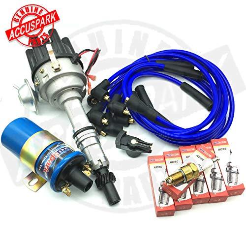 AccuSpark Performance Elektronischer Distributor Zündpaket für Ford Essex V6