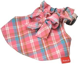 狗 鸭子 项圈 250003-0 狗猫宝宝H 少女图案 粉色 小狗猫 L码