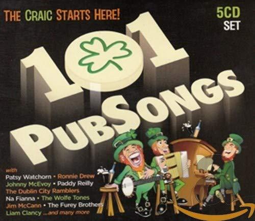 101 Irish Pub Songs