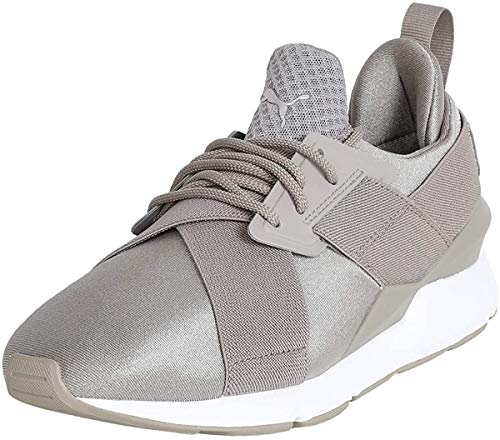 PUMA Damen Sneaker Muse Satin EP Wn s 365534 002 beige 549440