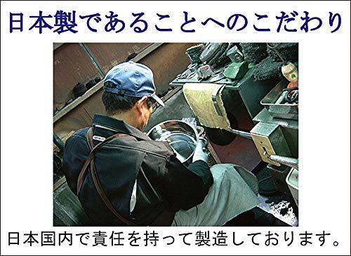 宮崎製作所ジオ片手鍋16cm日本製IH対応オール熱源対応15年保証GEO-16Nシルバー