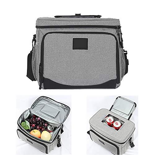 hammock Kühltasche,Outdoorer Große Kühltasche mit Abnehm- und Verstellbarer Schulterriemen für Aufbewahrung von Wärme und Kälte, Multifunktional Picknicktasche