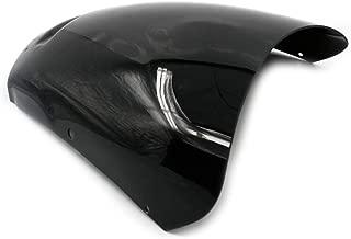 Black Motorcycle Windshield WindScreen Front Glass for Honda VFR750 90-93 VFR 750 1990 1991 1992 1993 ABS Windproof Wind Screen