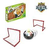 Lixada Set de Fútbol suspendido Interior con Goal Hoverball LED Toys Juego de Entrenamiento de Fútbol