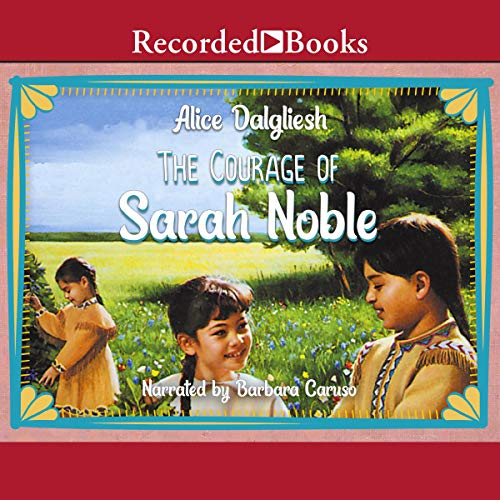 『The Courage of Sarah Noble』のカバーアート