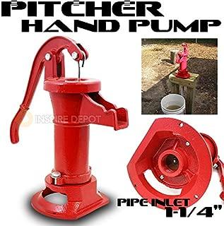 hand pump well