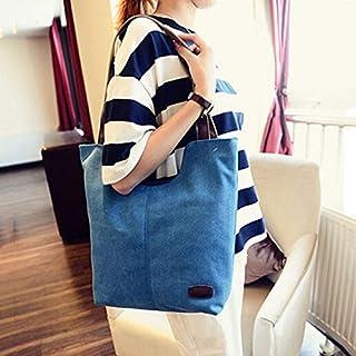ALQDPL Women's handbags shoulder handbag high quality canvas shoulder bag for women lady bags handbags famous brands big bag ladies