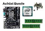 Marke: Gigabyte Aufrüst Bundle - GBT H110M-S2PV DDR3 + Intel Skylake i5-6400 + 4GB RAM #82140