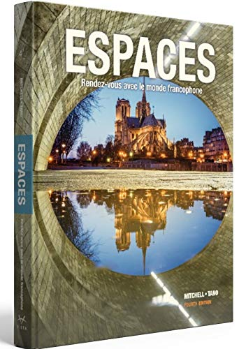Espaces, 4th Edition Student Activities Manual