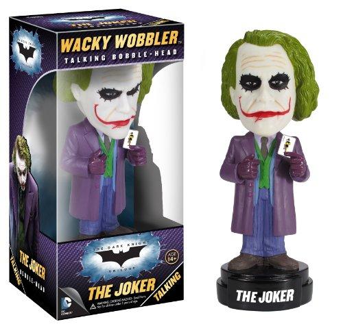 Funko - Wacky Wobblers - Dark Knight - The Joker