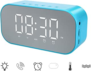 Amazon com: hd radio - Alarm Clocks / Clocks: Home & Kitchen
