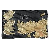 Game of Thrones Westeros Map Fleece Blanket 36' x 58'
