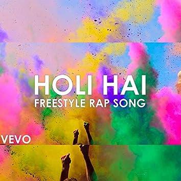 Holi Hai (Holi 2021 Rap Song For Dance)