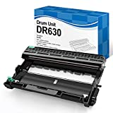 Galada Compatible Drum Unit Replacement for DR630 DR-630 for Brother HL-L2360DW HL-L2380DW HL-L2300D HL-L2320D HL-L2340DW MFC-L2700DW DCP-L2540DW DCP-L2520DW Printer 1 Pack(Drum Unit ONLY)