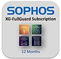 Sophos XG 125 FullGuard with Enhanced Support - 12 Month