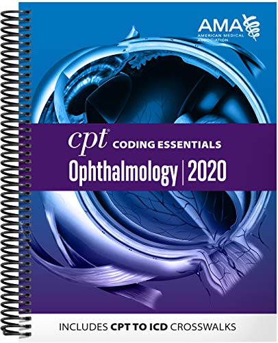 Compare Textbook Prices for CPT Coding Essentials for Ophthalmology 2020 1 Edition ISBN 9781622029075 by American Medical Association