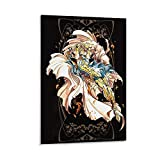 Saint Seiya Poster Fische Aphrodite Japan Anime Manga Anime