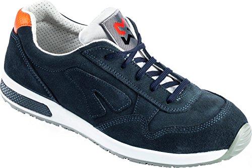 WÜRTH MODYF Sicherheitsschuhe S1 SRC Jogger blau: Der genormte Schuh mit Zehenschutzkappe ist bestens für Innenbereiche geeignet und schützt Sie umfänglich, jetzt in der Größe 43 erhältlich.
