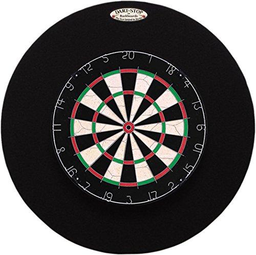 Dart-Stop 29 inch Professional Dart Board Backboard, Round | Wall Protector | Dartboard Surround