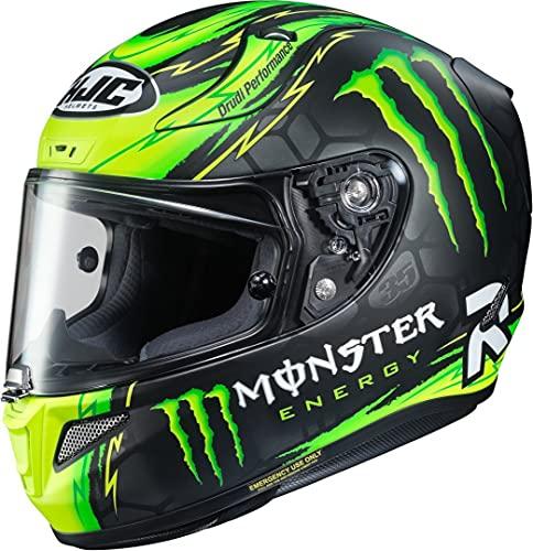 HJC Helmets HJC RPHA 11 Crutchlow Replica Helm XXS (52/53) 13557405, MC-4HSF