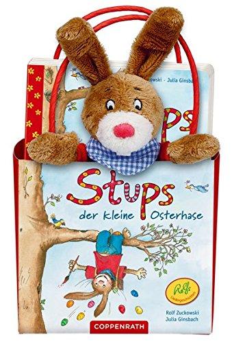 Stups, der kleine Osterhase: Geschenkset: Buch mit Plüschfigur