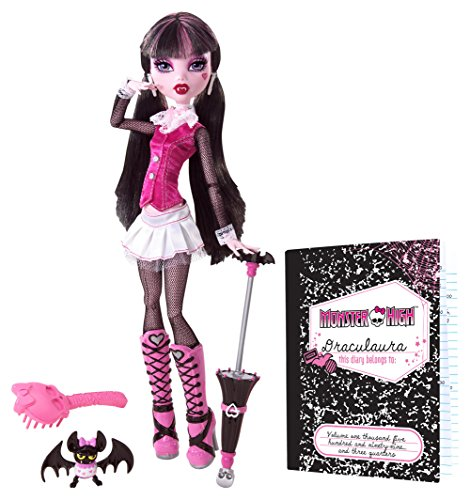 Monster High Original Favoriten von Draculaura Doll