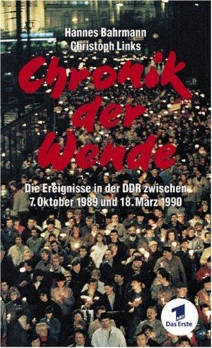 Chronik der Wende.