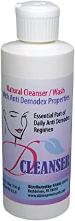 Demodex Control Face Wash | Extra Strength - 4.0 oz