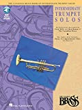 Canadian Brass Book of Intermediate Trumpet Solos: Trumpet and Piano with Online Audio (TROMPETTE)