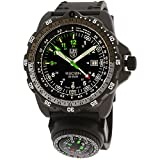 Luminox Men's Recon XL.8831.KM.F Black Silicone Swiss Automatic Sport Watch