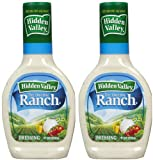 Hidden Valley The Original Ranch Dressing, 16 oz, 2 pk