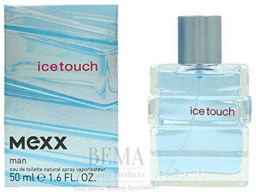 Mexx Ice Touch Man homme/men, Eau de Toilette, Vaporisateur/Spray, 1er Pack (1 x 50 ml)