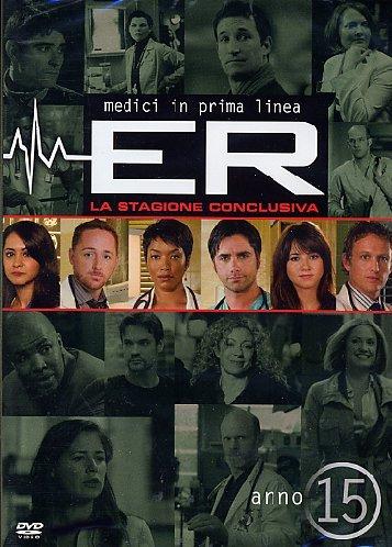 E.R.Anno 15 Medici In Prima Linea (Box 3 Dv)
