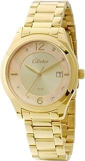 Relógio Condor Analógico Metal CO2115TG4K - Dourado