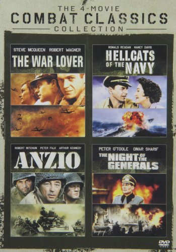 The Combat Classics Collection (The War Lover / Hellcats of the Navy / Anzio / The Night of the Generals)
