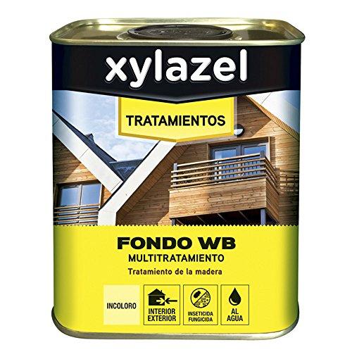 Xylazel Fondo WB Multitratamiento - 750 mL