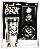chroma graphics harley davidson - CHROMA Graphics 60002 Harley Davidson Sugar Skull Travel Pax Kit 3 pc